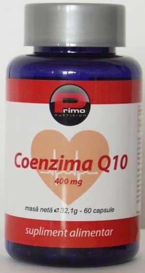coenzima q10 400 mg
