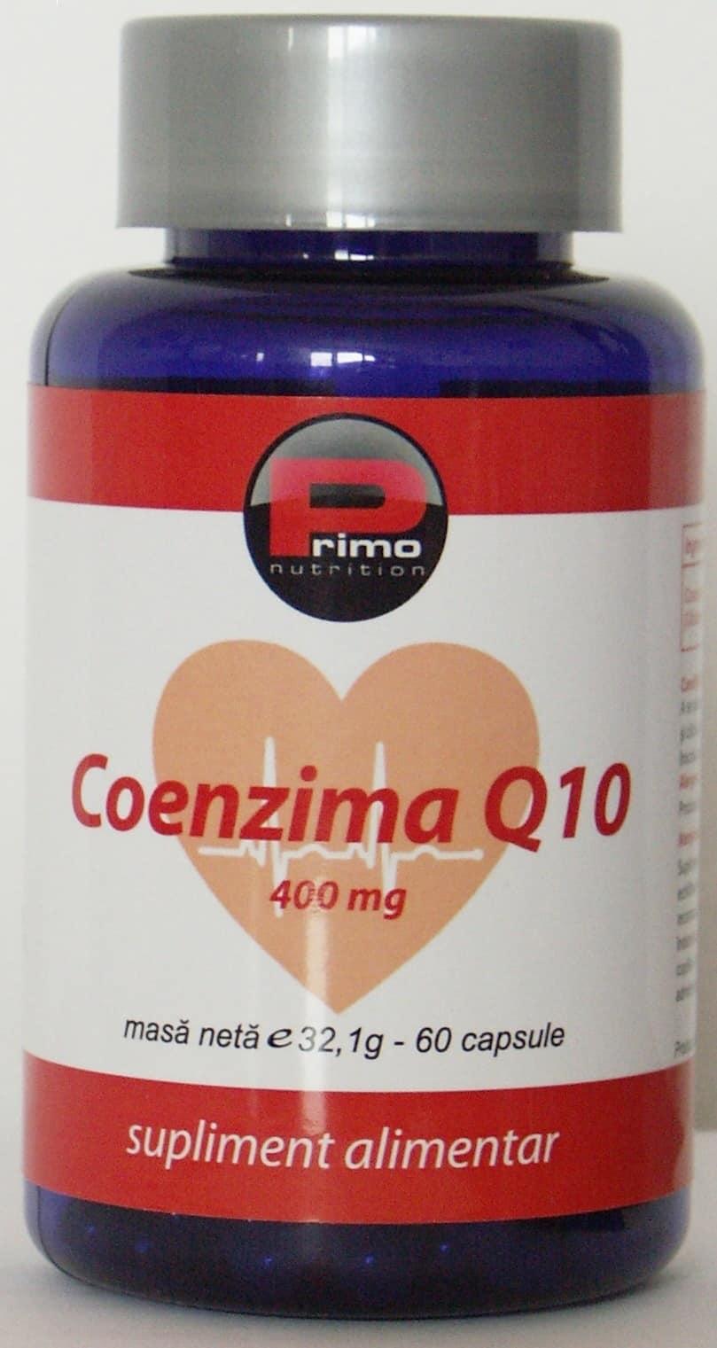 Coenzima Q10 in ulei de catina Forte, 40 capsule (Tulburari premenstruale si menopauza) - menopauza.bucovinart.ro