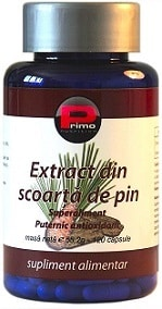 extract Scoarta de pin