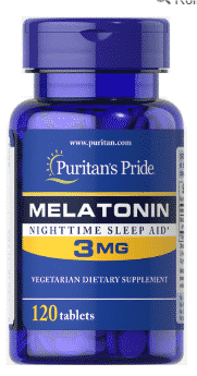 melatonina 3 mg