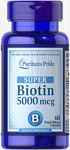 biotina 5000 mcg vitamina b7
