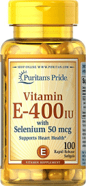 vitamina e si seleniu